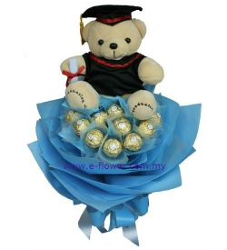 Bluey Graduation