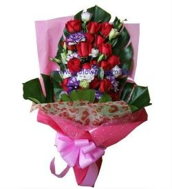 Cheery Bouquet
