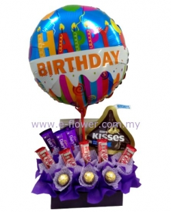 Chocolate Flower Gift Delivery Kuala Lumpur