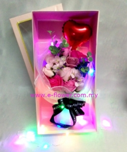 Pink Fragrance Soap Rose